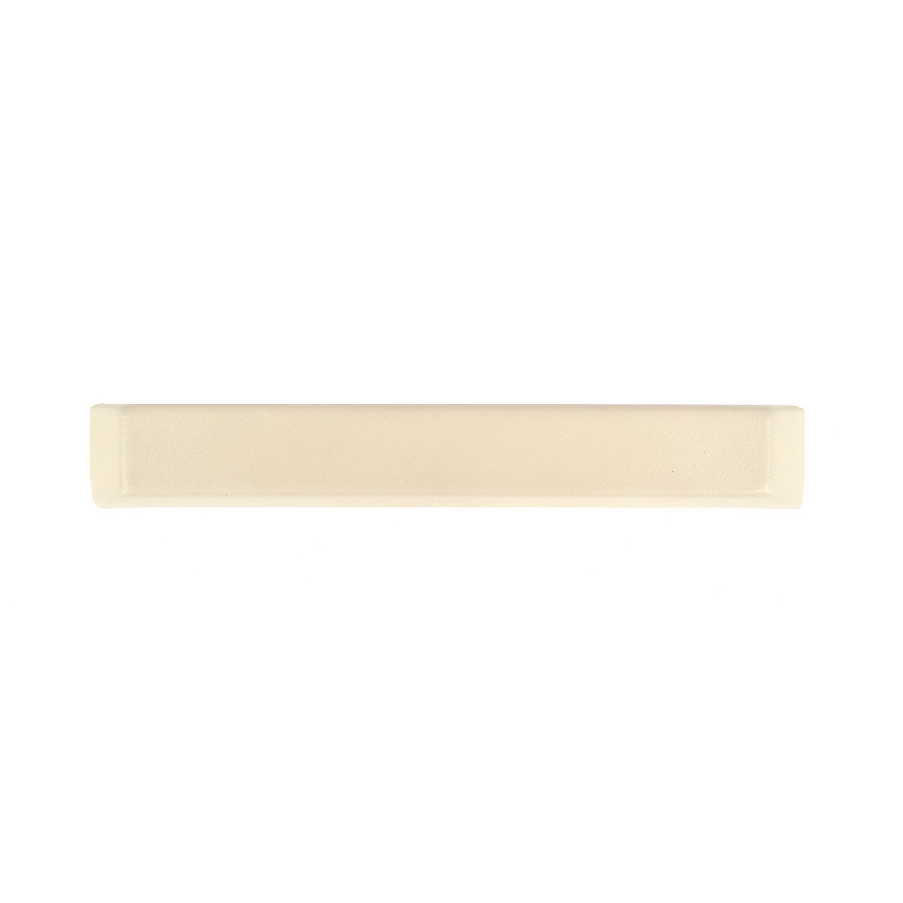 Arm Rest Pad White Driver or Passenger Side [FM-BA002E]
