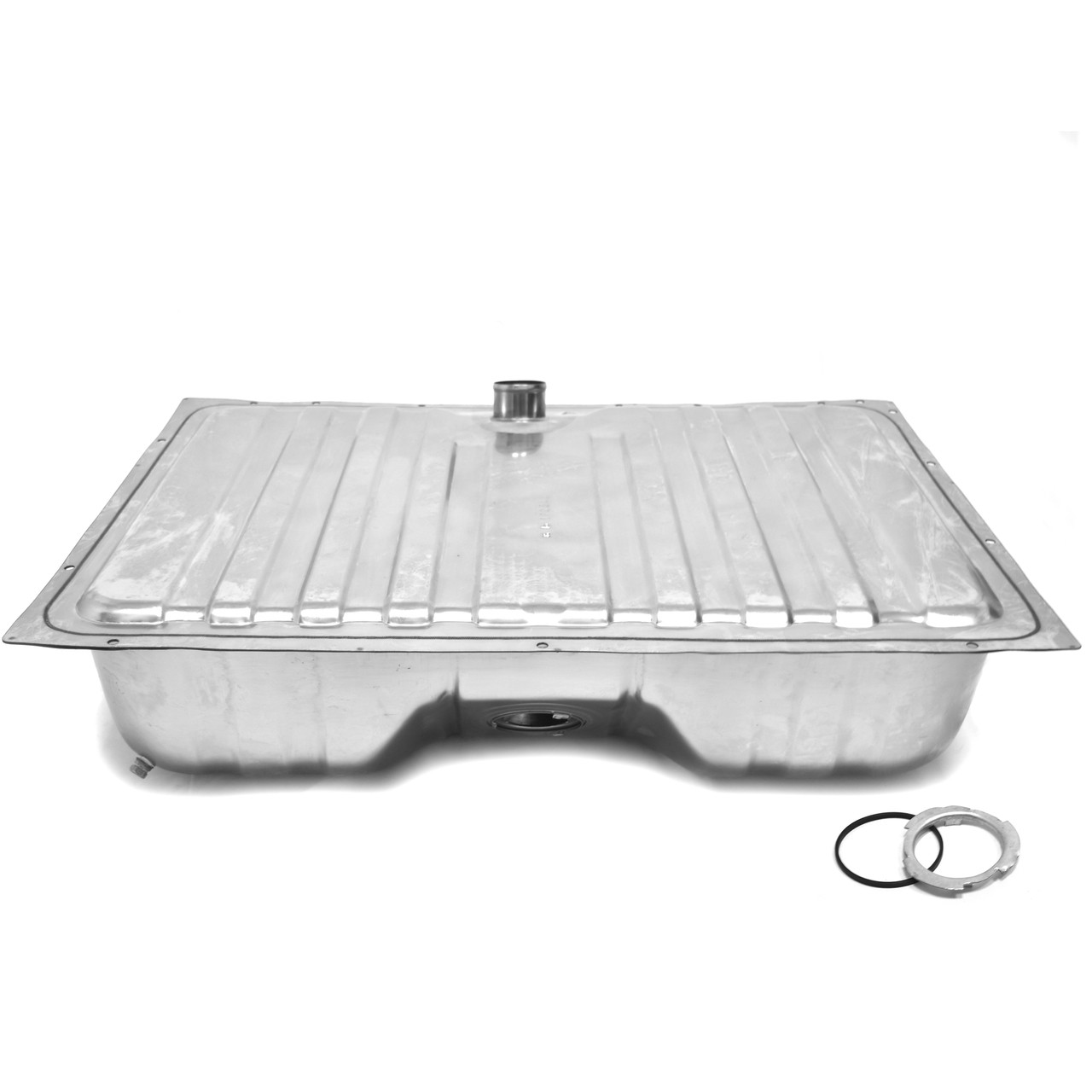 Stainless Steel Fuel Tank With Drain 16 Gallon [FM-EG003SS]