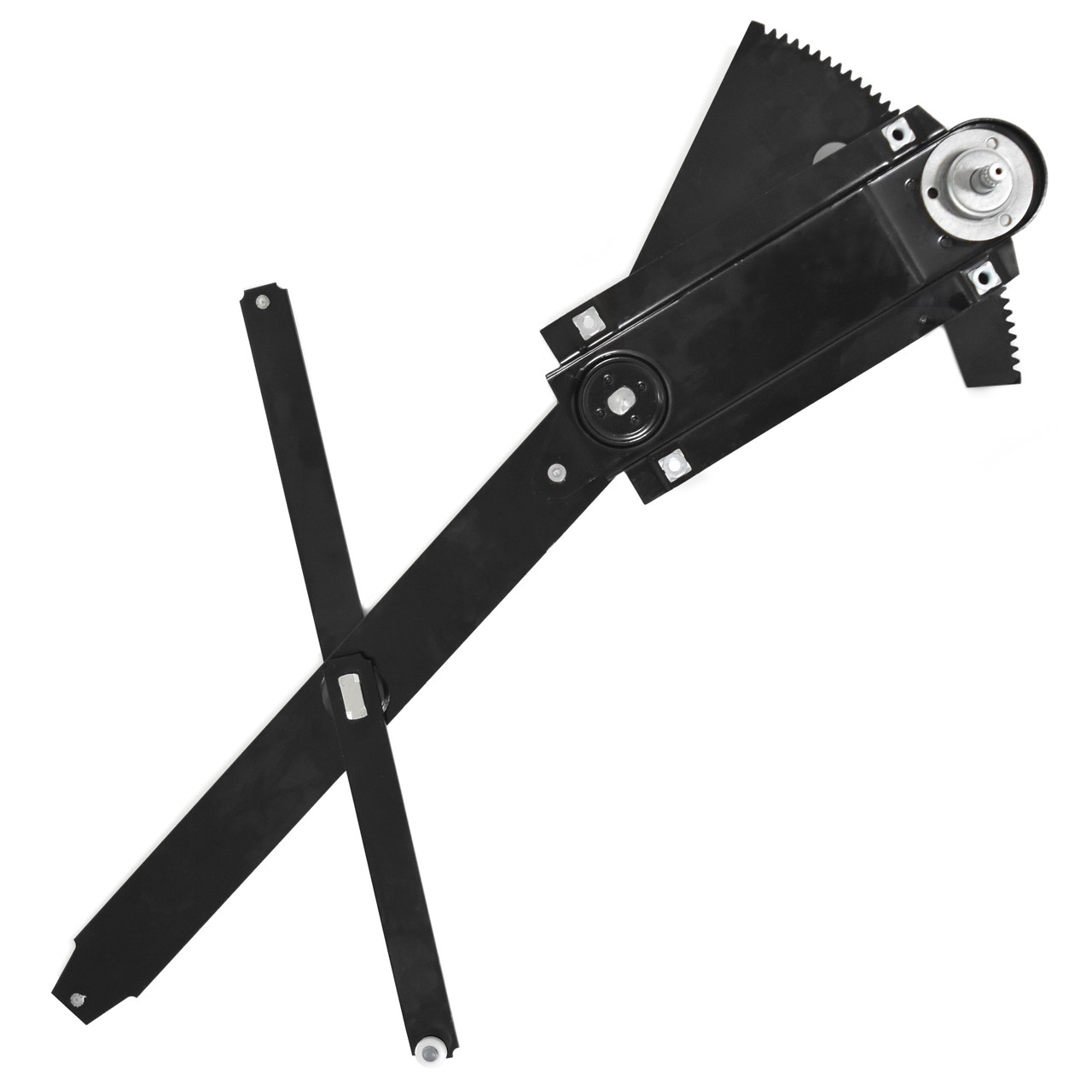 Door Window Regulator 2 Door Hardtop / Convertible Driver Side [FG-BW069L]