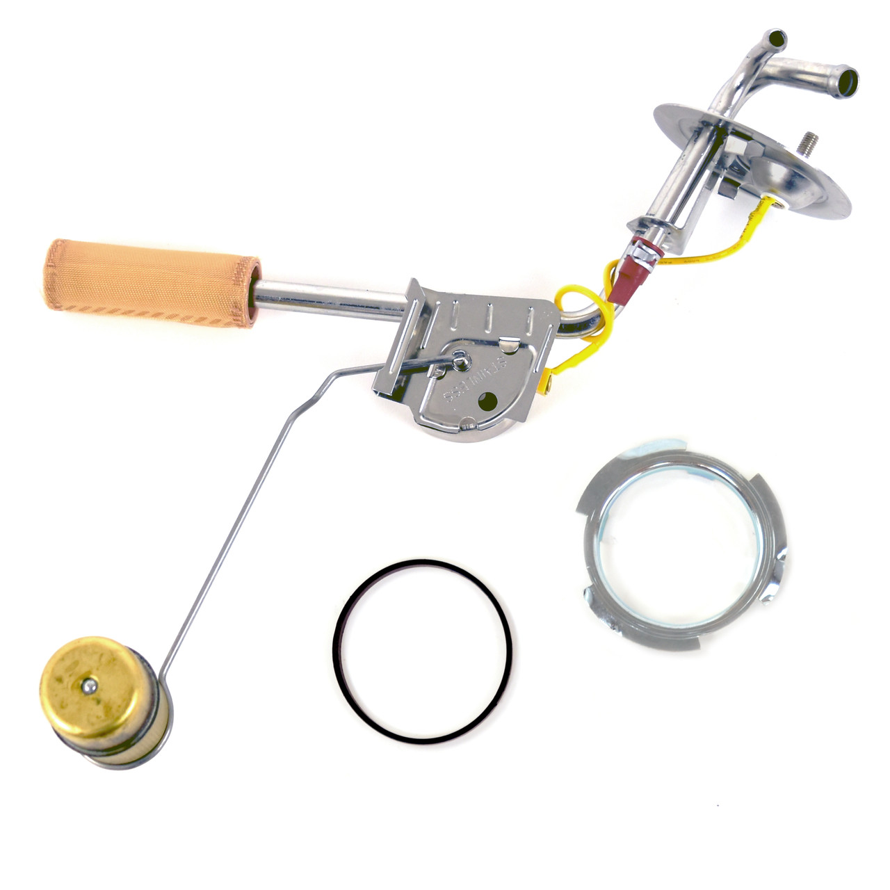 "Stainless Steel Fuel Sending Unit 3/8"" With 1/4"" Return Line [FM-EF011]"