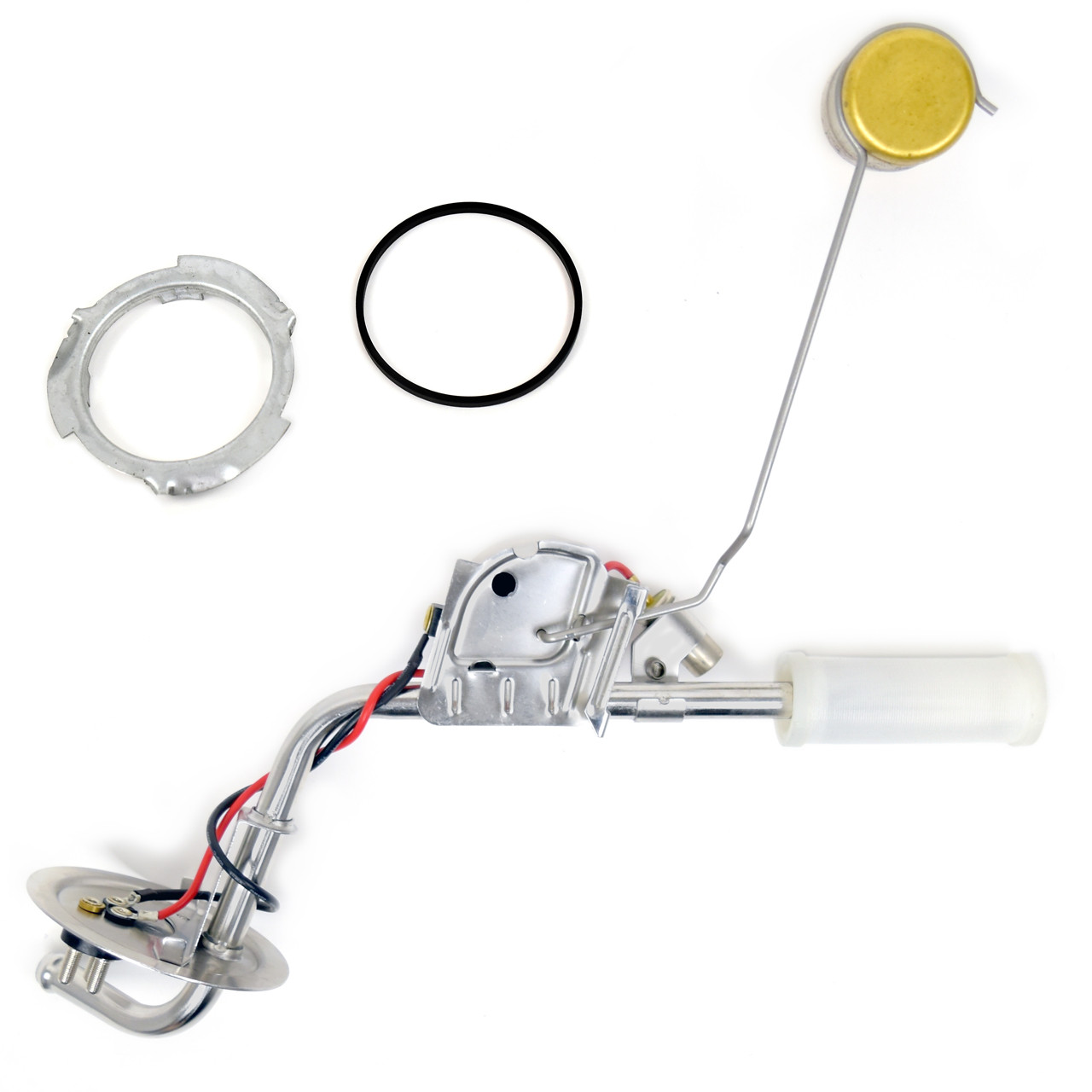"""Stainless Steel Fuel Sending Unit With Sensor 3/8"""" [FW-EF053]"""