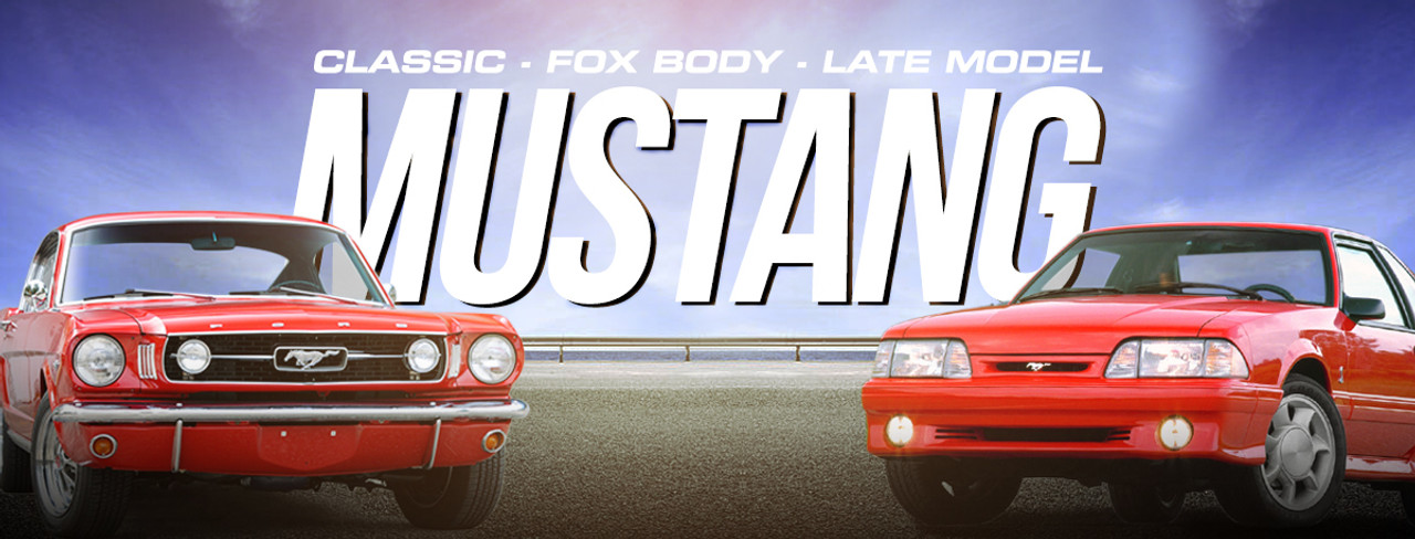 ACP | Top Grade Ford Mustang Restoration Parts