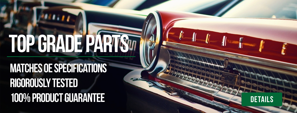 ACP | Top Grade Restoration Parts For Your American Classic