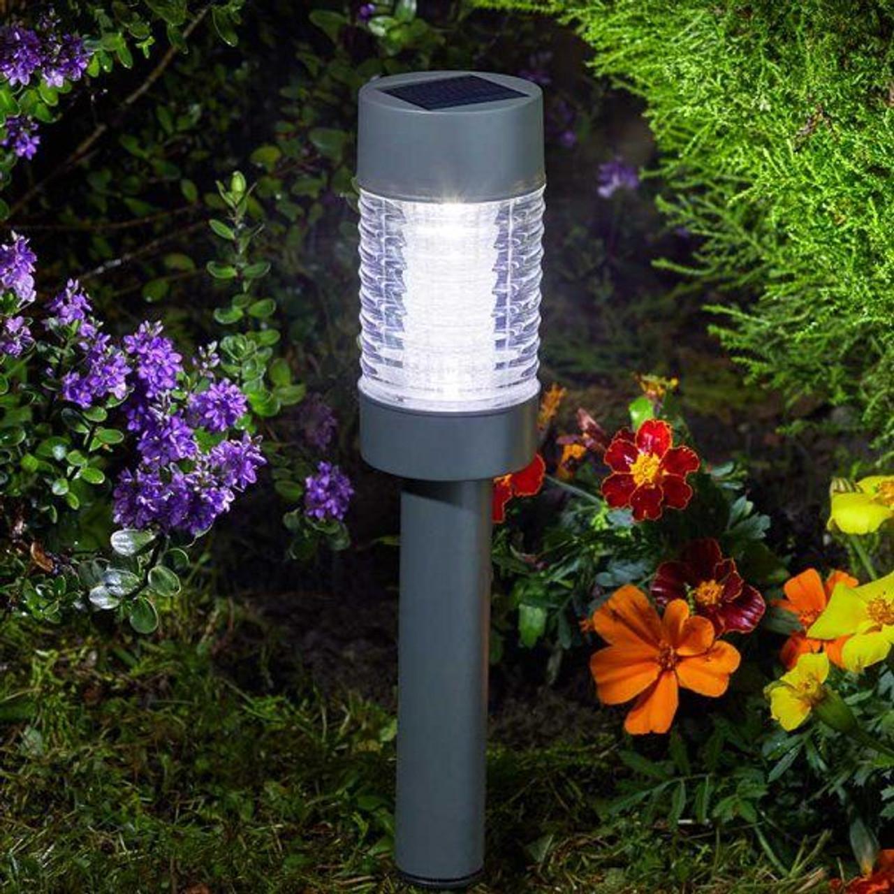 Smart Solar Crystal 365 Stake Light
