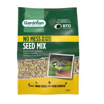 Gardman No Mess Seed Mix