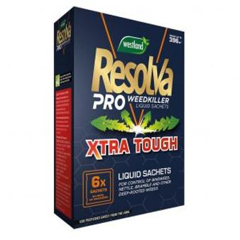 Resolva Pro Xtra Tough Liquid Sachets 6 x 100ml