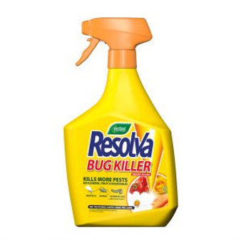 Resolva Bug Killer Ready To Use 1L