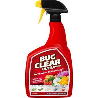 Bug Clear Ultra Gun 1L