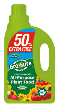 Gro Sure 1 L with 50% Extra Free