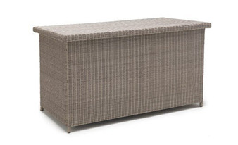 Kettler Large Cushion Box  - Rattan