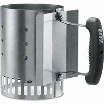 Weber Rapidfire Chimney Starter - Portable (7447)