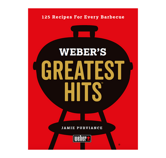Weber's Greatest Hits Book (17732)
