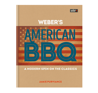 Weber's American BBQ Book (17713)