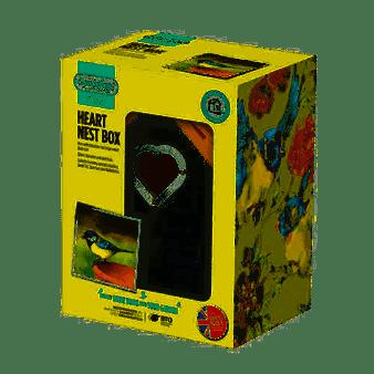Heart Nest Box