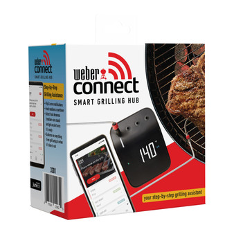 Weber Connect Smart Grilling Hub (3202)