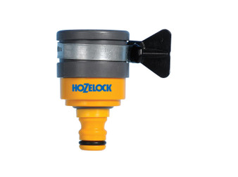 Hozelock Round Tap Connector Small (2176)