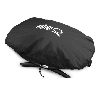 Weber Premium Barbecue Cover Fits Q 100 and 1000 Series (7117)