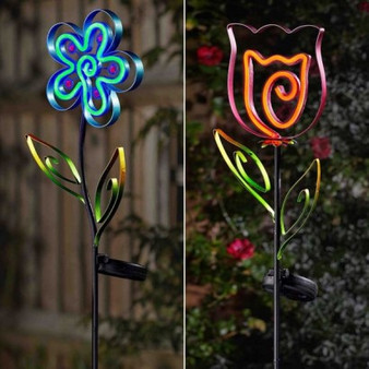 Neon Esque Bloom Stake Light (1012634)