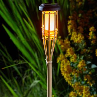 Bamboo Flaming Torch (1033005)