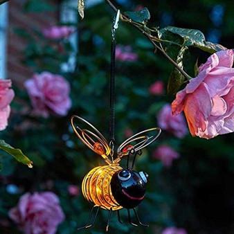 Solar Bug Lights- Bee (1080018)