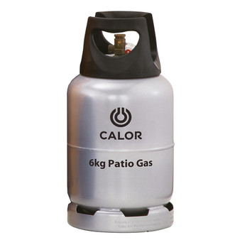 6kg Patio Gas bottle and refill ADD on product only for local delivery