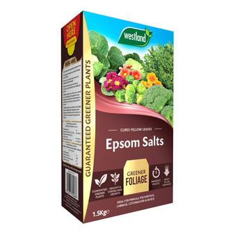 Epsom Salts 1.5kg