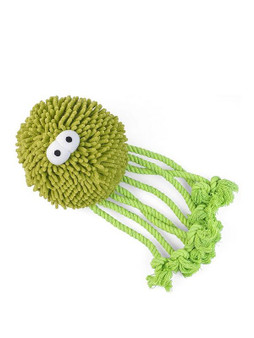 Zoon Jumbo Octo Noodly Dog Toy (8004207)