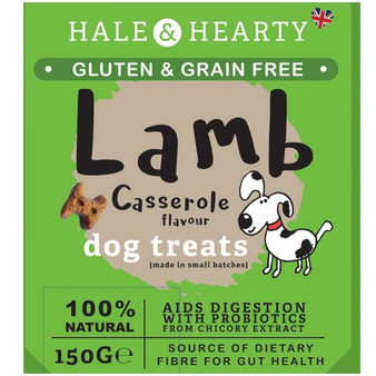 Zoon Lamb Casserole Grain and Gluten Free Dog Treats 150g
