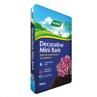 Decorative Mini Bark 70L 92 FOR £14)