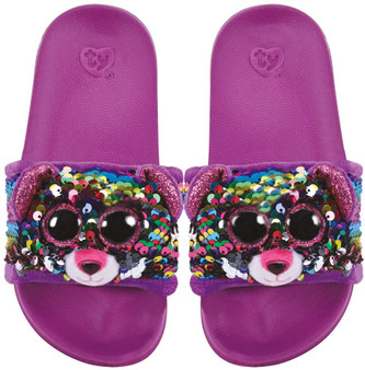 TY - Sequin Pool Slides, Small - Dotty