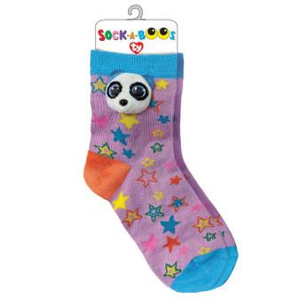 TY Bamboo Panda Socks