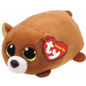 TY Teeny - Windsor Brown Bear