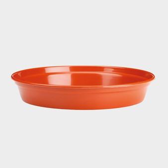 """15"""" Saucer - Terracotta"""
