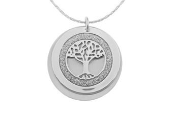 Tree Of Life Filigree on rhodd disc