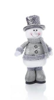 Standing Snowman 35cm