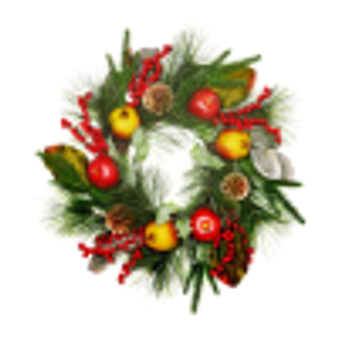 Fruit Wreath 50CM