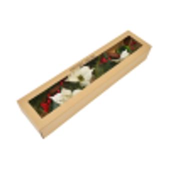 Cream Poinsettia 150cm