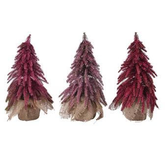 Glitter Mini Tree 27cm
