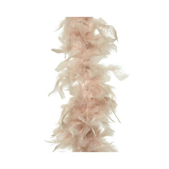 Pearl Feather Boa