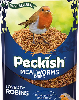 Peckish Mealworms 1kg