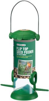 Gardman Flip Top Seed Feeder