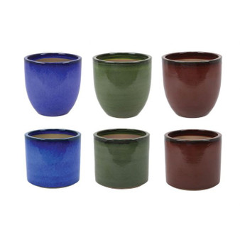Woodlodge July Pots
