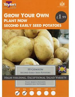 Gemson Seed Potatoes