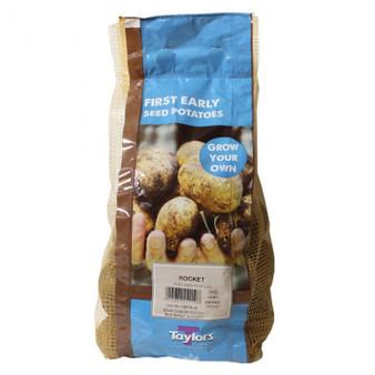 Rocket Seed Potatoes