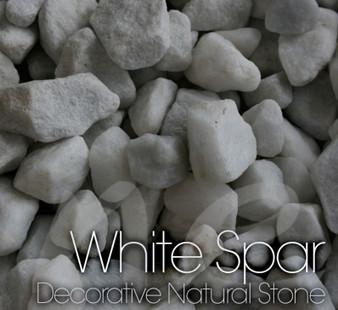 White Spar-14mm 20Kg