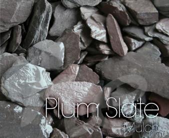 Plum Slate 40mm 20Kg