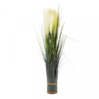 Faux Bouquet - White Pampas, 70cm