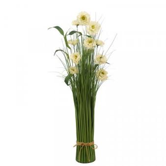 Faux Bouquet - Pearl Blooms, 70cm- Artifical