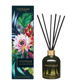 Infusion Mystique Spice Explosion & Charcoal Reed Diffuser