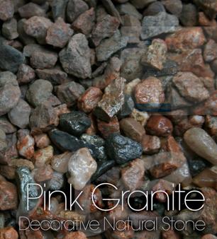 Pink Granite 20mm- 20kg